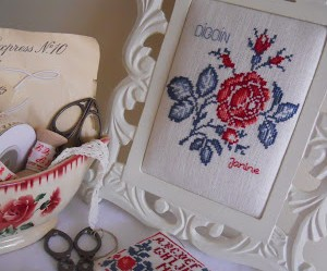 grille broderie digoin
