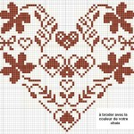 grille broderie pinterest