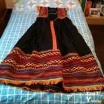 modèle broderie kabyle