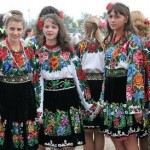modèle broderie ukrainienne