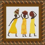 motif broderie africaine