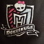 motif broderie logo