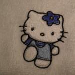 motif broderie machine gratuit-hello kitty