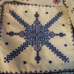 patron broderie marocaine