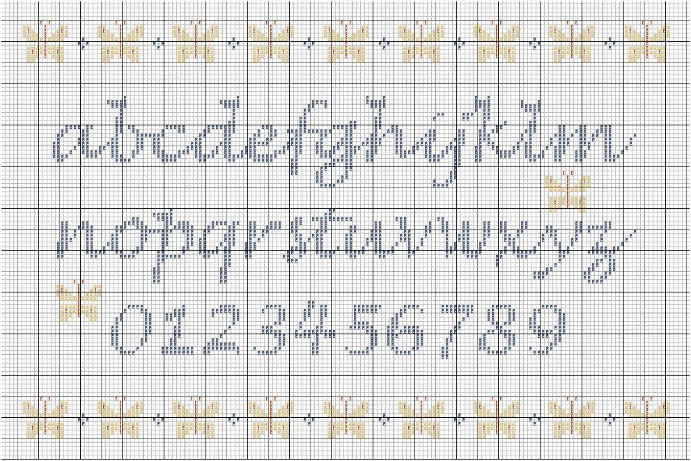 grille broderie alphabet. Black Bedroom Furniture Sets. Home Design Ideas