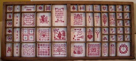 grille broderie casier imprimeur