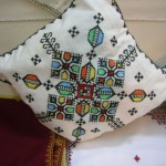 grille broderie marocaine