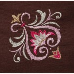 motif broderie brother
