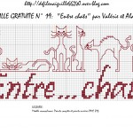 grille broderie dmc