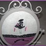 grille broderie la petite robe noire