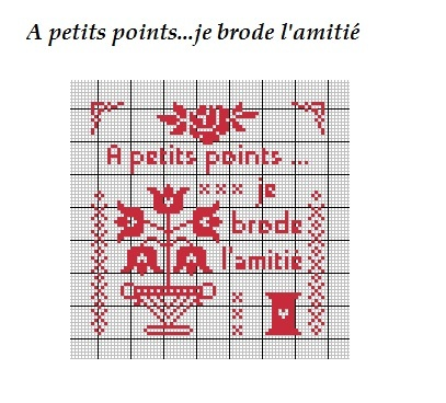 Grille broderie point compt gratuite - Grille points comptes gratuites ...