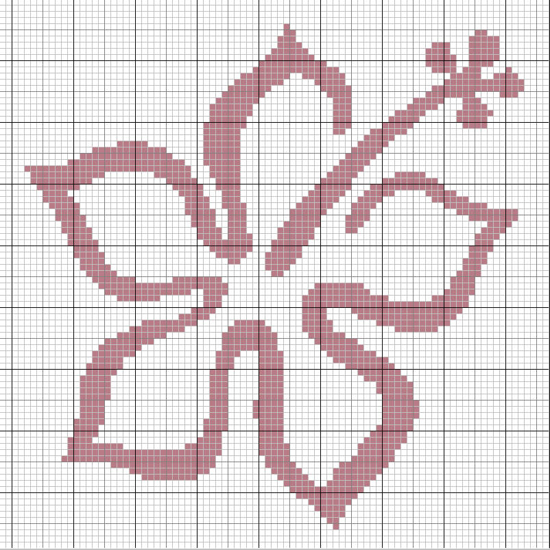 Grille broderie traditionnelle gratuite - Broderie traditionnelle grille gratuite ...