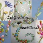 modèle broderie bretonne