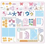 motif broderie machine brother gratuit