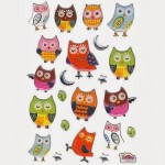 grille broderie hibou