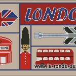 grille broderie londres