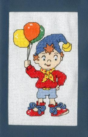 Grille Broderie Oui Oui 12