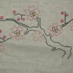 motif broderie japonaise