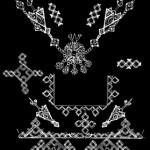 motif broderie kabyle