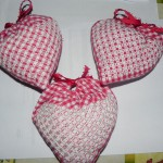 modèle broderie coeur