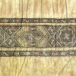 motif broderie arabesque