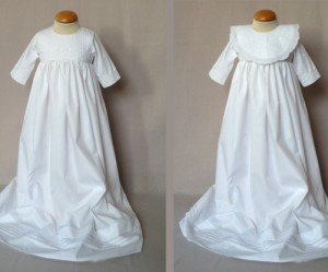 patron robe broderie anglaise